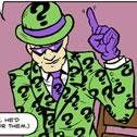 Riddler Comic